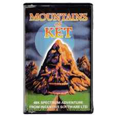 Mountains of Ket for Spectrum